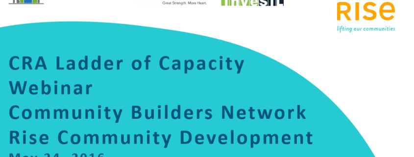 Ladder of Capacity Webinar