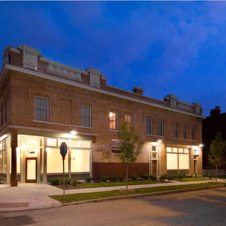 C.O.N.E.C.T. St. Louis Apartments