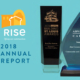 Rise 2018 Annual Report Preview Image